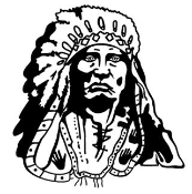 Indian Chief 1 Decal Sticker