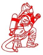 Fireman 3 Decal Sticker