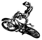 Freestyle Motocross v1 Decal Sticker