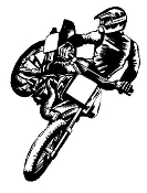 Freestyle Motocross v2 Decal Sticker