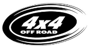 4x4 Off Road Decal Sticker