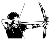 Archery 1 Decal Sticker