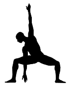 Dancer Silhouette v8 Decal Sticker