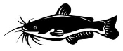 Catfish v2 Decal Sticker