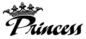 Princess Decal Sticker