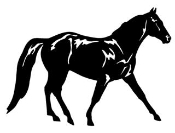 Horse v3 Decal Sticker