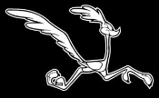 Road Runner v1 Decal Sticker