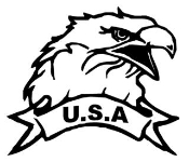 Eagle USA Decal Sticker