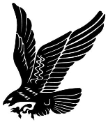 Hawk 2 Decal Sticker