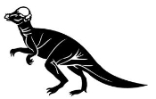 Pachycephalosaurus Decal Sticker