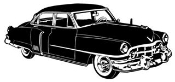 Classic Car v6 Decal Sticker