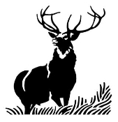 Deer 3 Decal Sticker