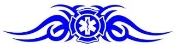 EMS Tribal 1 Decal Sticker