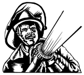 Firefighter 1 Decal Sticker