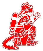 Fireman 1 Decal Sticker