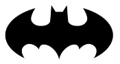 Batman v4 Decal Sticker