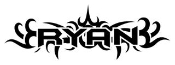 Personalized Tribal Name 3 Decal Sticker