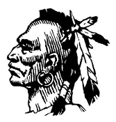 Native American 1 Decal Sticker