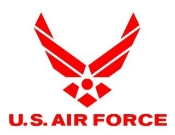 Air Force Decal Sticker