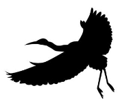 Crane Decal Sticker