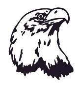 Eagle Head v4 Decal Sticker