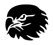 Eagle Head v5 Decal Sticker