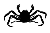 Crab v1 Decal Sticker