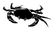 Crab v3 Decal Sticker