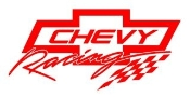 Chevy Racing v1 Decal Sticker