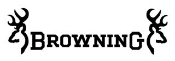 Browning Logo v2 Decal Sticker