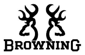 Browning Logo v3 Decal Sticker