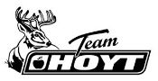 Team Hoyt v3 Decal Sticker