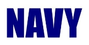 Navy Decal Sticker