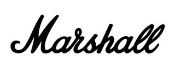 Marshall Amplifiers Decal Sticker