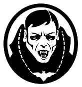 Dracula v1 Decal Sticker