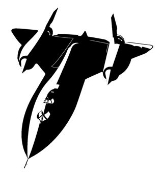 F12 Fighter Jet Decal Sticker
