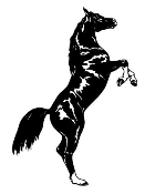 Horse v6 Decal Sticker