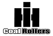 International Coal Rollers v1 Decal Sticker