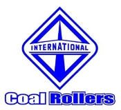 International Coal Rollers v3 Decal Sticker