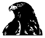 Falcon Decal Sticker
