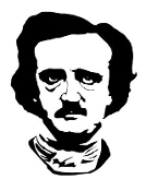 Edgar Allan Poe Decal Sticker