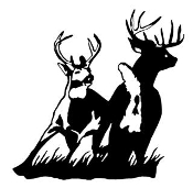 Deer 6 Decal Sticker