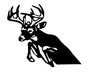 Deer 5 Decal Sticker