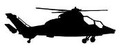 Helicopter 32 Decal Sticker