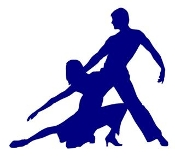 Latin Dancers v1 Decal Sticker