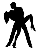Latin Dancers v5 Decal Sticker