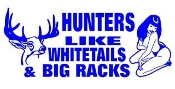 Hunters Like Whitetails and Big Racks v1 Decal Sticker