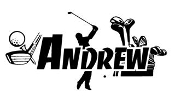 Personalized Golfer Name Decal Sticker