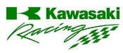 Kawasaki Racing Decal Sticker