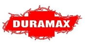 Duramax Barbed Wire Decal Sticker